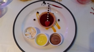 Dessert at Animator's Palate