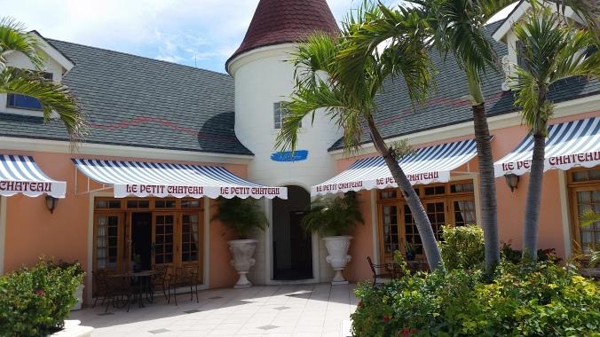 Le Petit Chateau restaurant
