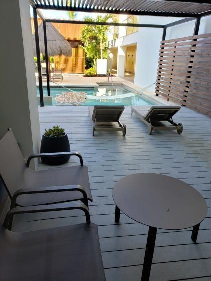 Finest Playa Mujeres Junior Swim-up Suite