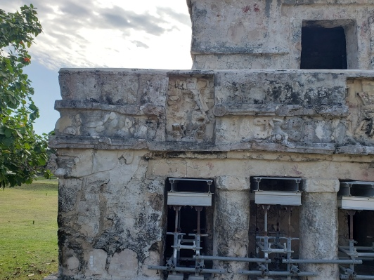 Ruins at Tulum