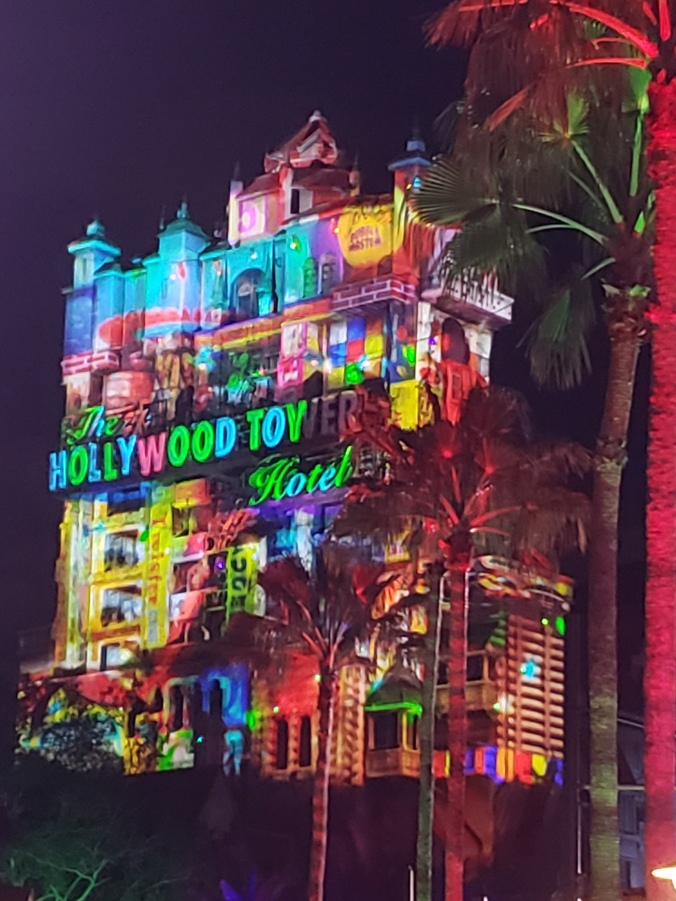 Hollywood Toy Hotel