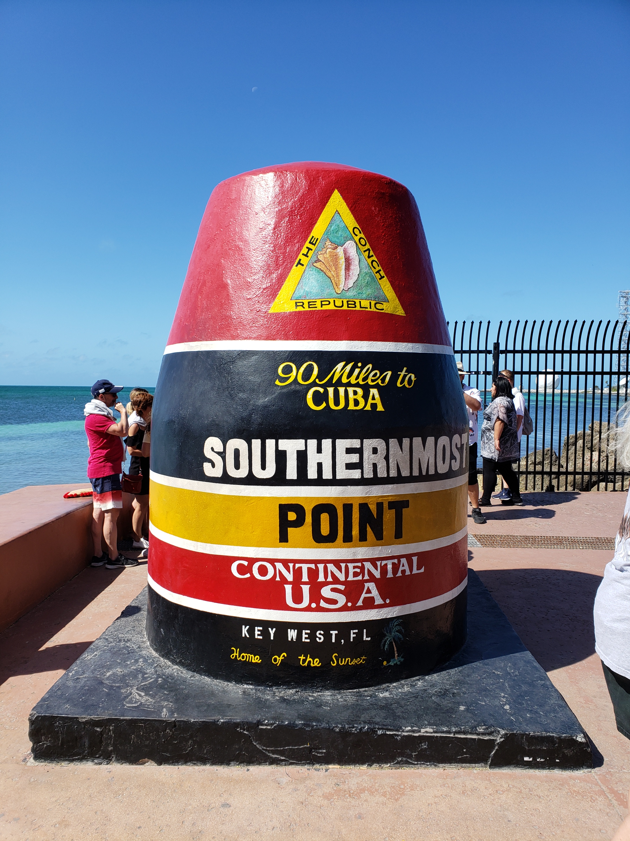 Southernmost Point