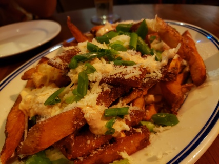 The Electri-fries at The Edison