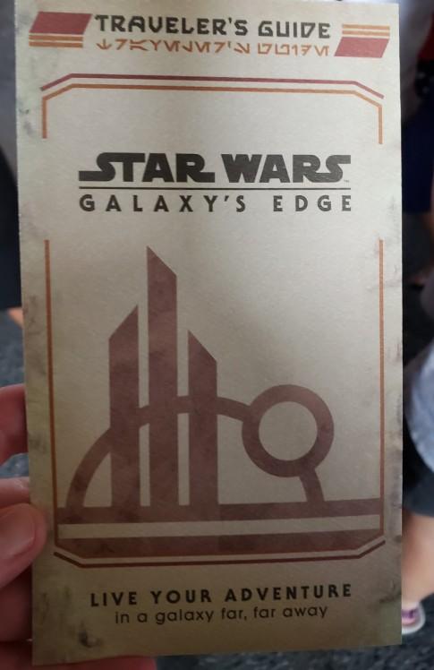 Star Wars: Galaxy's Edge Traveler's Guide