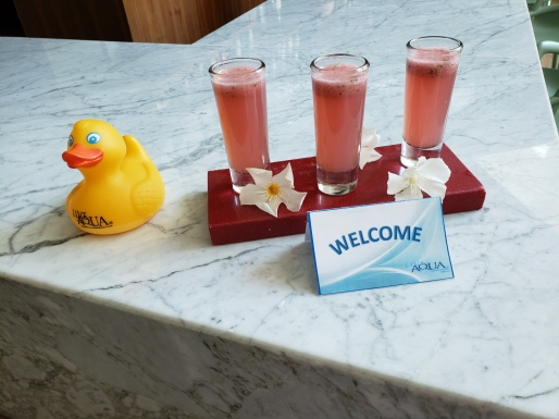 Welcome to Live Aqua Beach