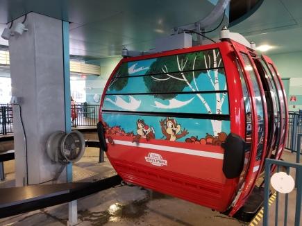 Disney's Skyliner